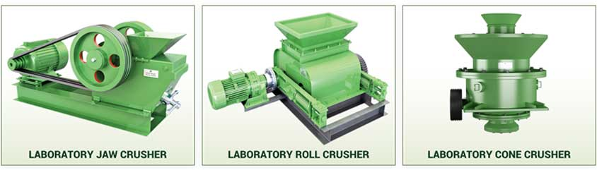 Crushing Lab Equipment