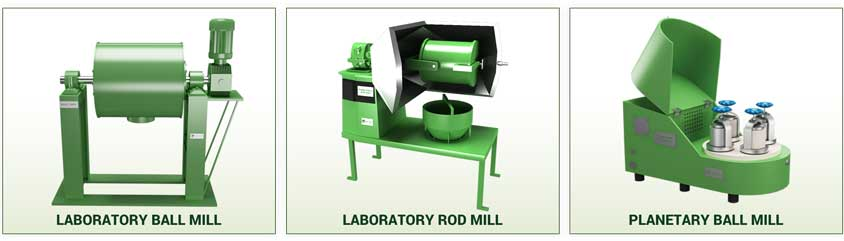 Grinding Lab Equipment
