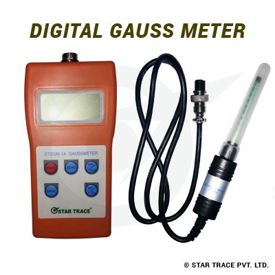 Table top Gauss Meter