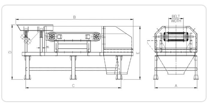 Eddy Current Separator Specification