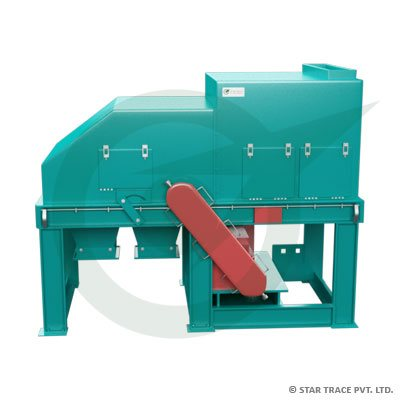 Eddy Current Separator Machine Manufacturer in India