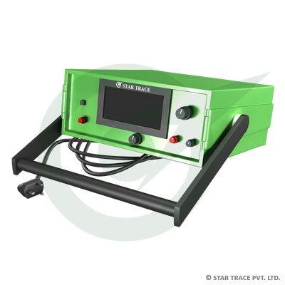 Manufacturer of Digital Electromagnetic Flux Meter India