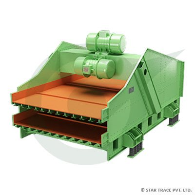Horizontal Type Vibrating Screen Manufacturer
