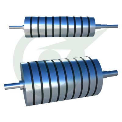 Magnetic Roller Pulley