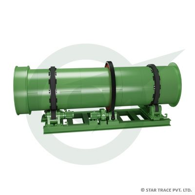Rotary Shaft Kiln