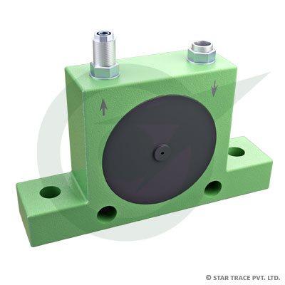 Holw to make a pneumatic vibrator